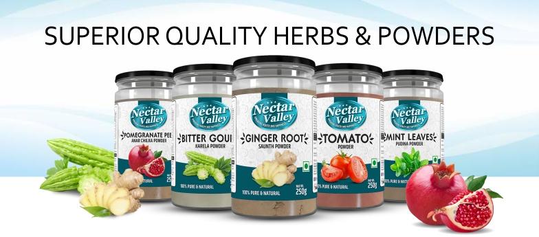 Nectar Valley Herbal Powders
