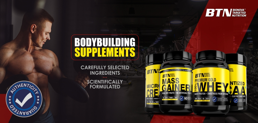 Sports Supplements, BTN Sports, Bionova Targeted Nutrition,