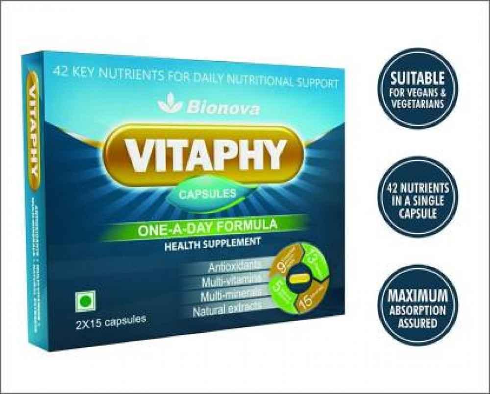 Bionova Vitaphy Multivitamin Tablet