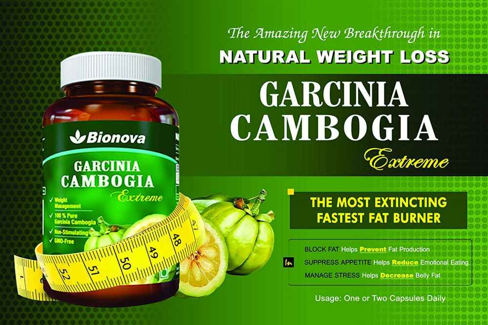 Garcinia Cambogia 500mg