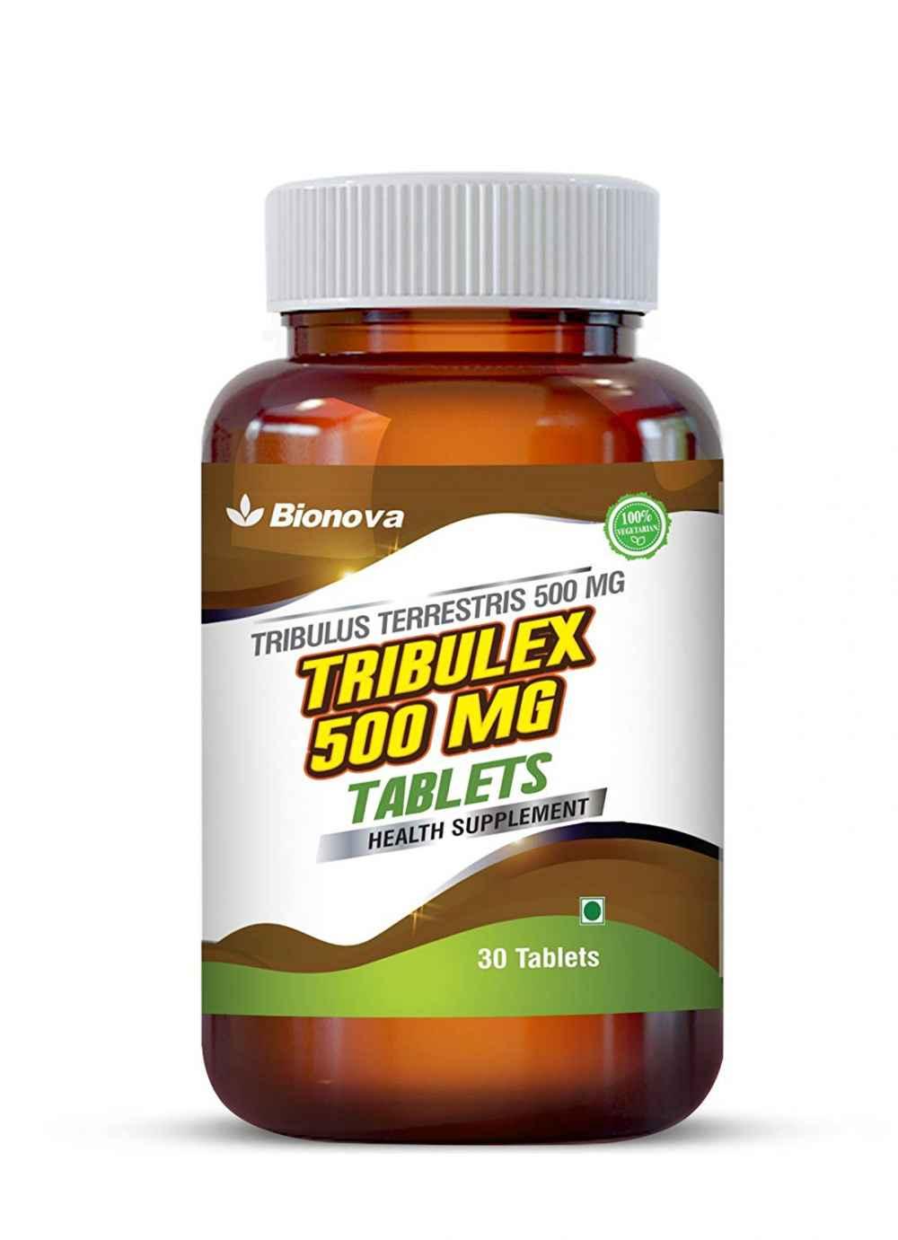 Tribulex - Tribulus terrestris 500mg, 30 Tablets
