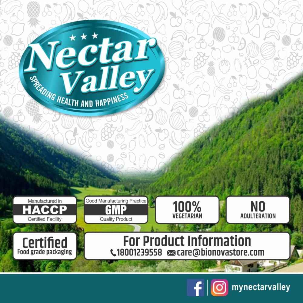 Nectar Valley Tulsi leaf powder (Ocimum sanctum) 250g   Pure and natural, organically processed fine quality holy basil powder