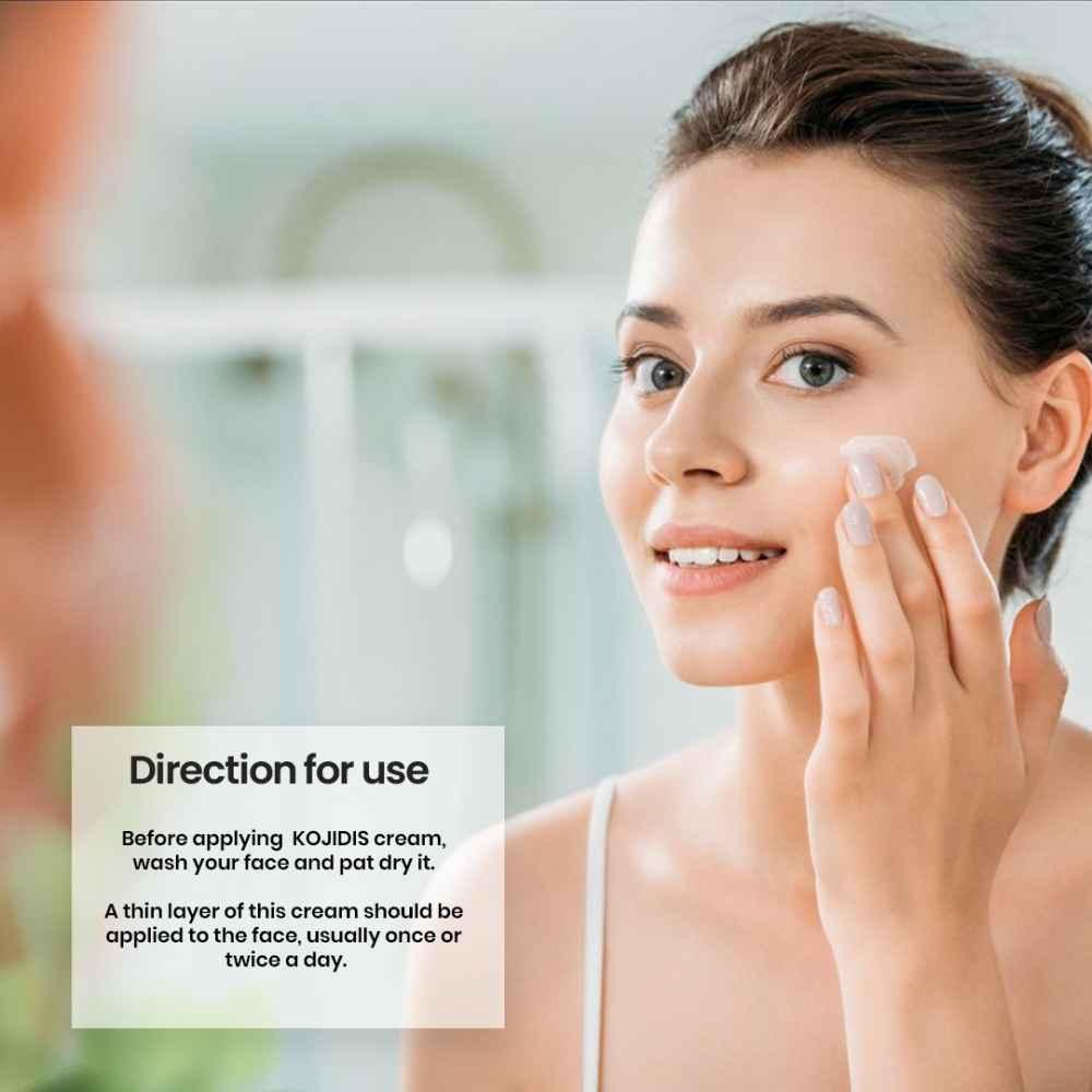 Kojidis Skin Brightening and Lightening Cream - 20g