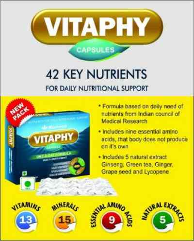 Bionova Vitaphy Multivitamin Tablet
