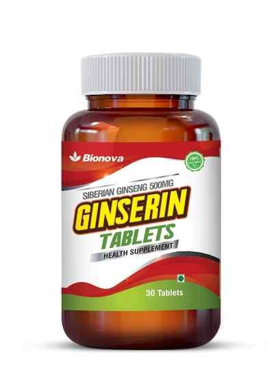 Bionova Ginseng tablets