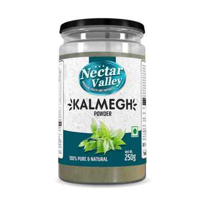 Nectar Valley Kalmegh Powder 250g 100% Pure and Natural