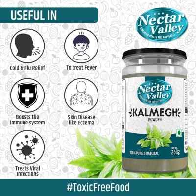Nectar Valley Kalmegh Powder 250g 100% Pure and Natural