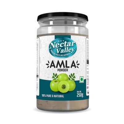 Amla Powder (Indian Gooseberry) | Pure And Natural, Organically Processed & Grinded without seeds - 250g