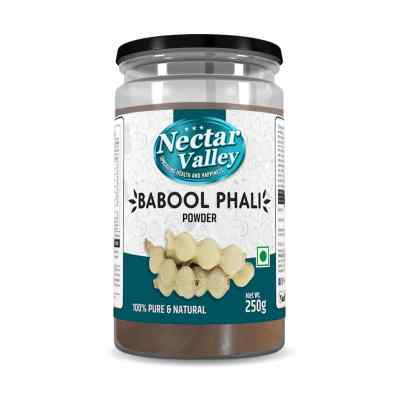 Nectar Valley Babool Phali Powder 250g100% Pure And Natural