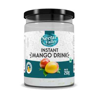 Nectar Valley Instant Mango Drink Mix